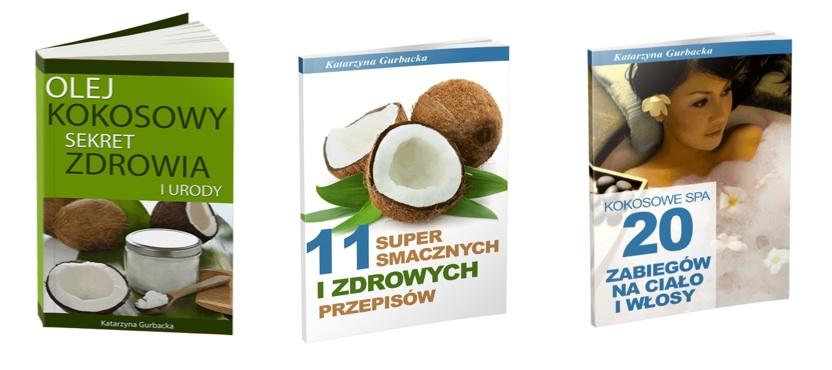 olej kokosowy sekret zdrowia i urody