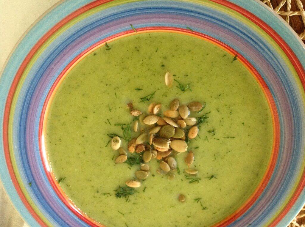 Zupa Z Cukinii Palce Lizac Zdrowa Dieta Odchudzanie I Przepisy