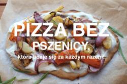 Pizza bez pszenicy, która udaje się za każdym razem