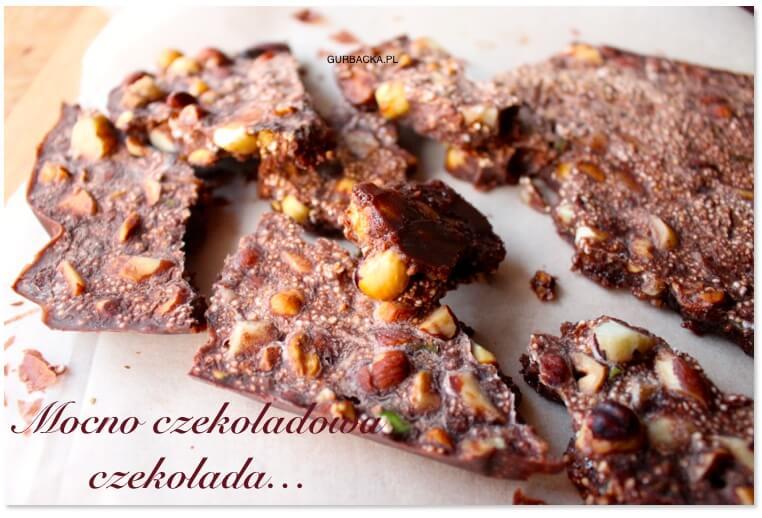 czekolada Z ORZECHAMI przepis