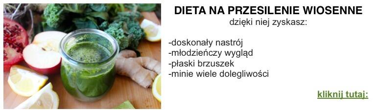 dietanapszesilenie wiosenne