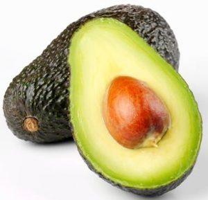 avocado właściwości
