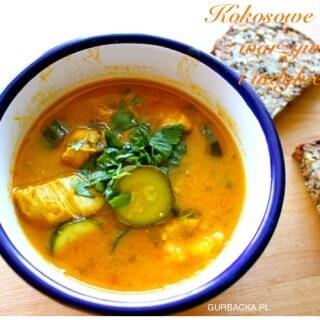 kokosowe_curry z indykiem i warzywami