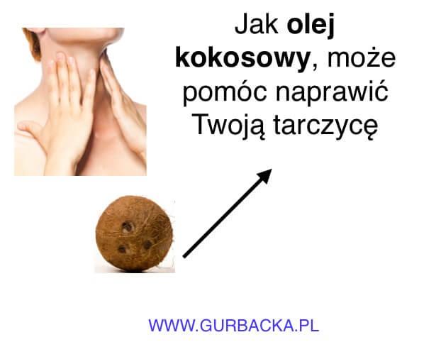 jak olej kokosowy_tarczyca