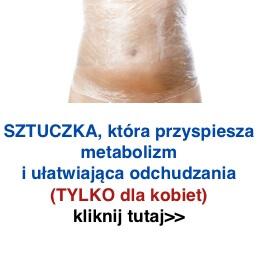 przyspiesza metabolizm