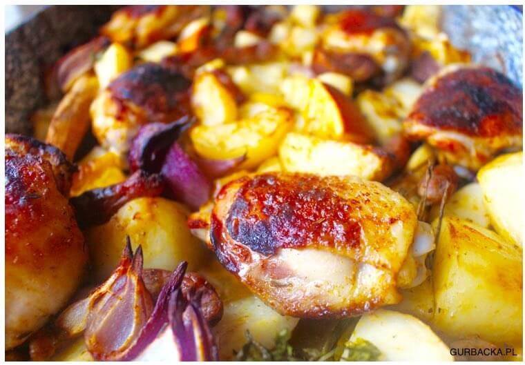kurczak po hiszpansku Kasia Gurbacka