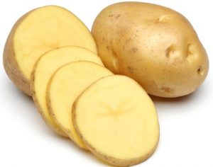 ziemniaki właściwości dla zdrowia, kalorie