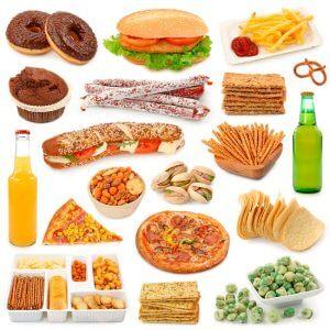 rakotwórcze pokarmy