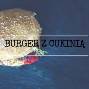 burgery z cukinii