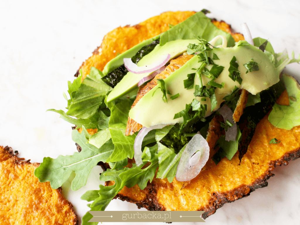 tacos z marchewki