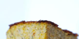 ciasto z cukinii na słono