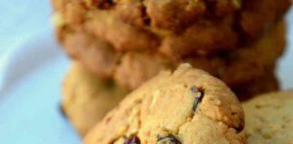 przepis na ciasteczka z masła migdałowego