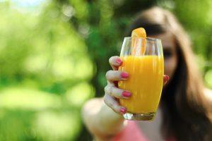zdrowe produkty i zdrowe jedzenie