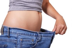 odkładający się tłuszcz