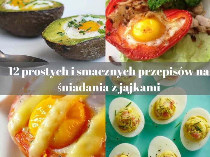 śniadania z jajkami