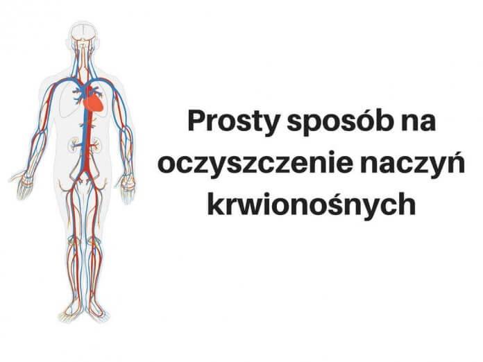 oczyszczenie naczyń krwionośnych