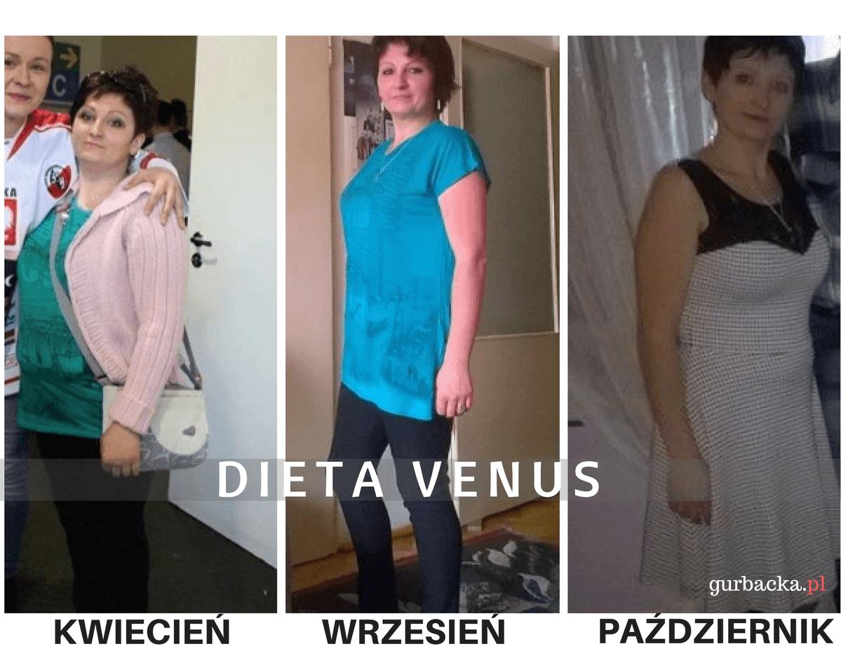 dieta venus