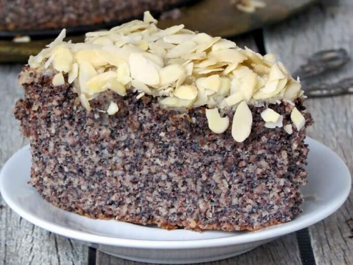 ciasta z makiem