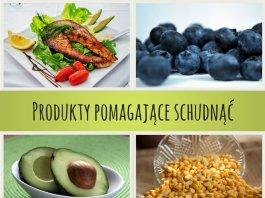 produkty pomagające schudnąć