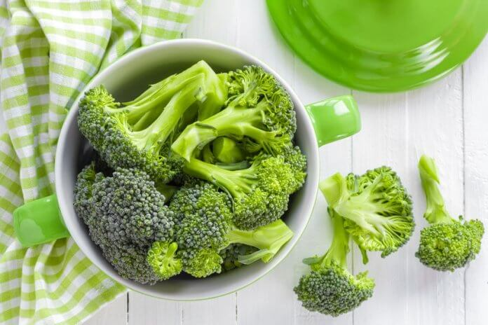 brokuły wartości odżywcze