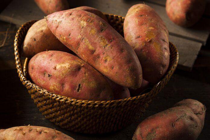 dlaczego warto jeśc słodkie ziemniaki