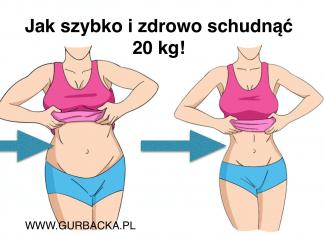 jak szybko schudnąć ćwiczenia na brzuch