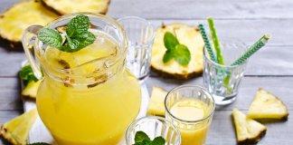 sok na wzdęty brzuch