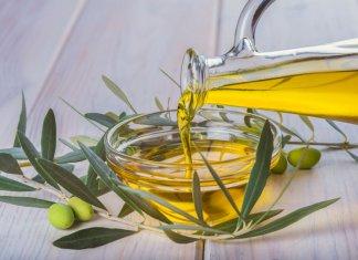 oliwa z oliwek na stan zapalny