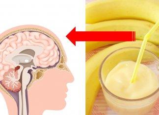 dopamina koktajl bananowy