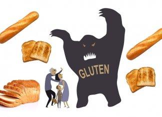nadwrażliwość na gluten celiakia
