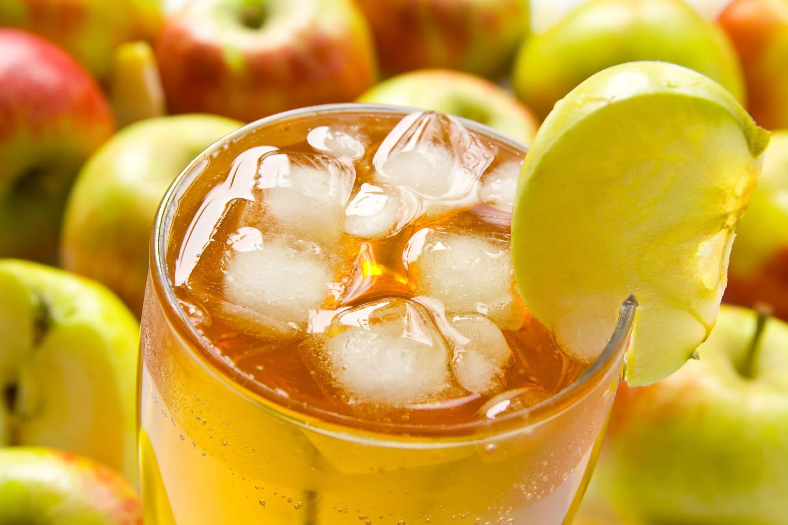 Ситро из яблок рецепт