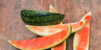 skórki arbuza