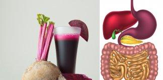 test buraczkowy na szczelność jelit