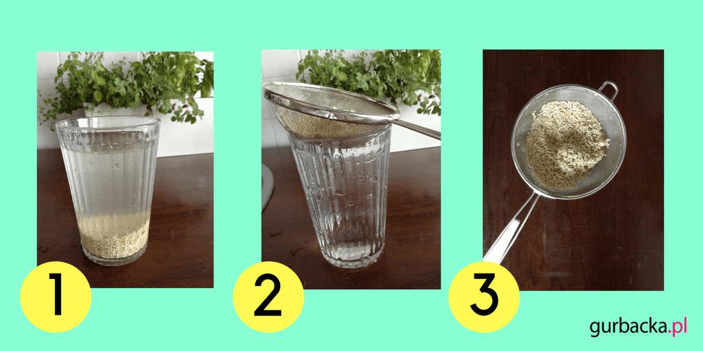 jak ugotować komosę ryżową