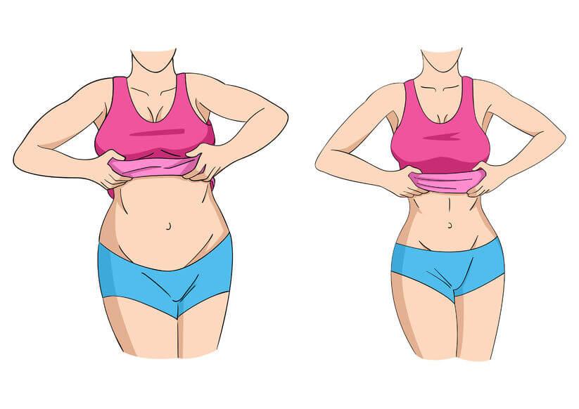 Jak szybko zrzucić brzuch? 9 najważniejszych zasad - Mangosteen